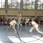 Capoeira-Vorführung